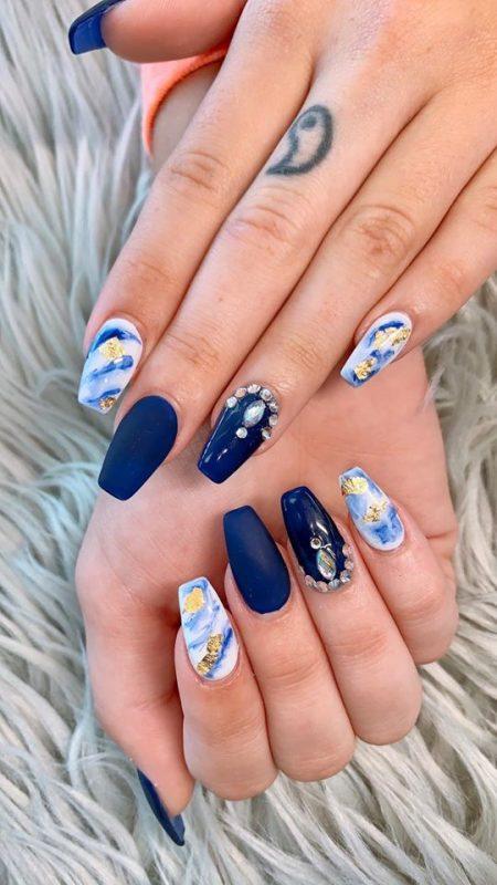 nail salon IN 46260