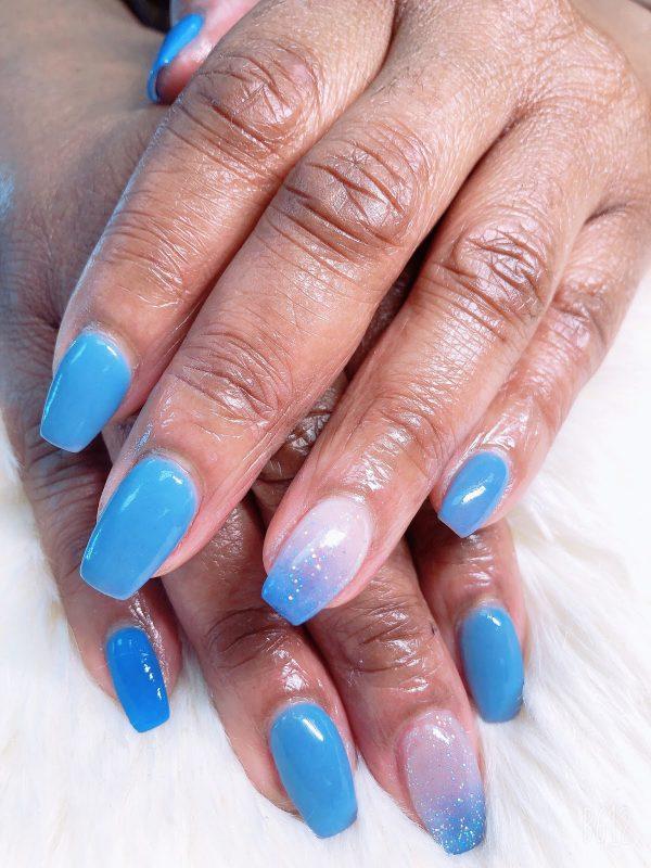 nail salon 46260