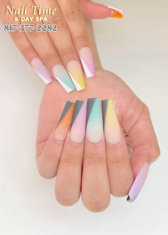 nail salon tx 76116
