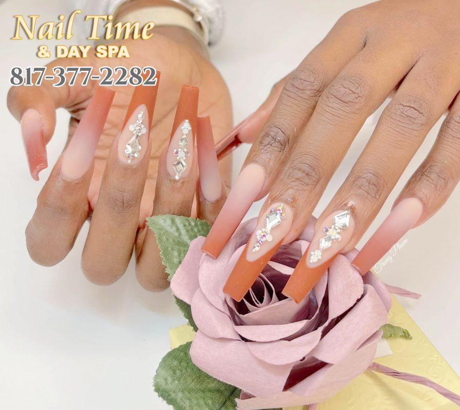 nail salon in fort worth tx