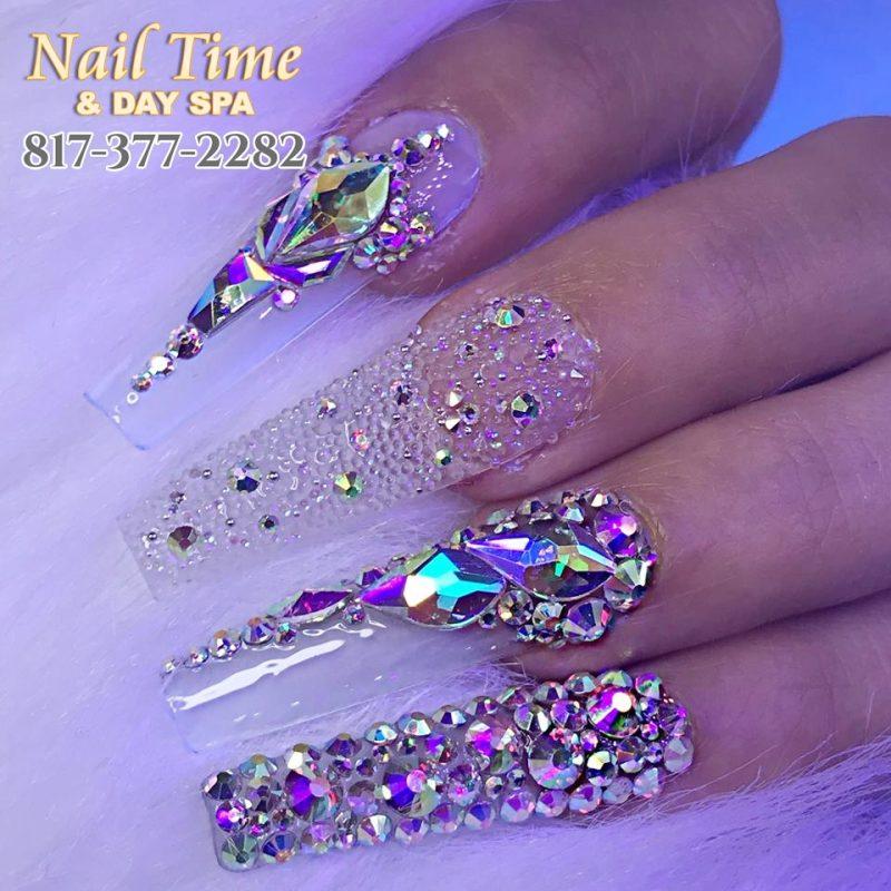 nail salon in texas 76116