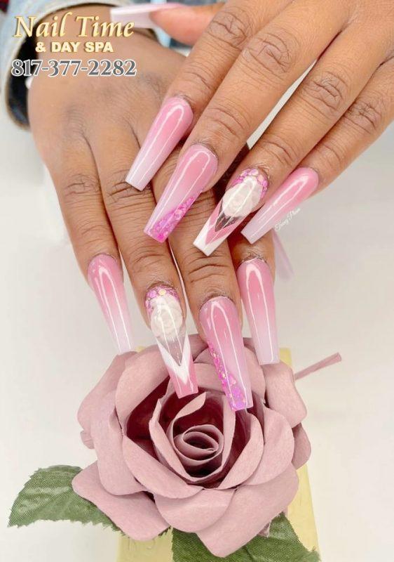 nail salon forth worth tx 76116