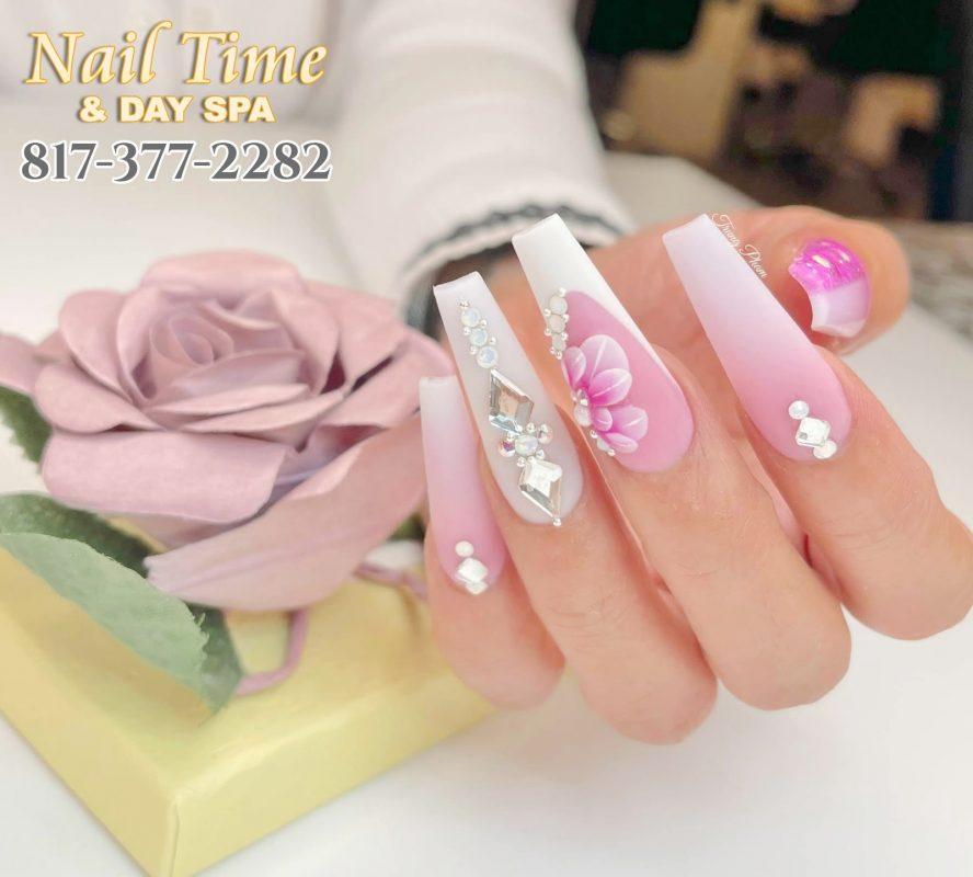Nail salon Fort Worth TX 76116