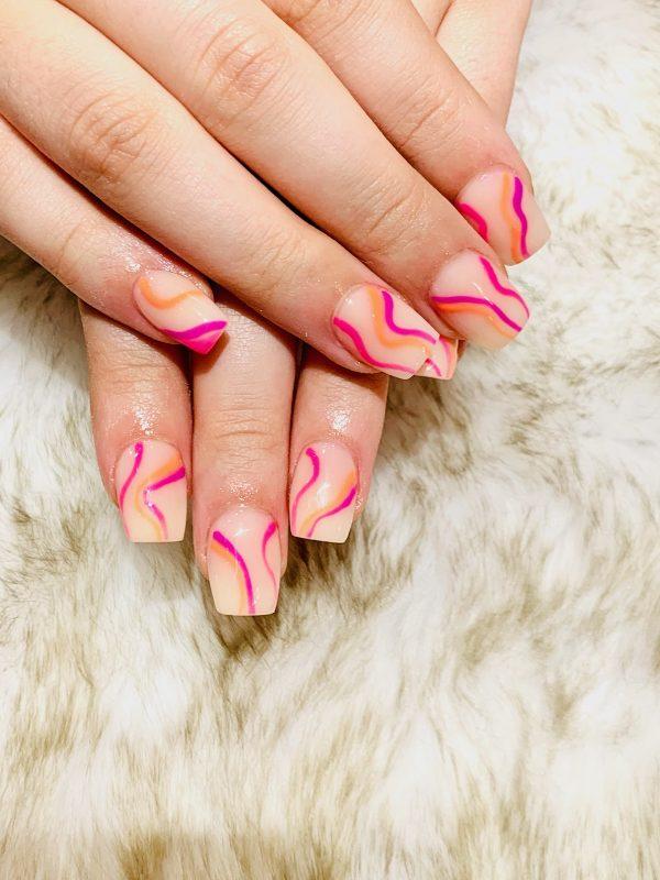 nail salon Raleigh NC 27612