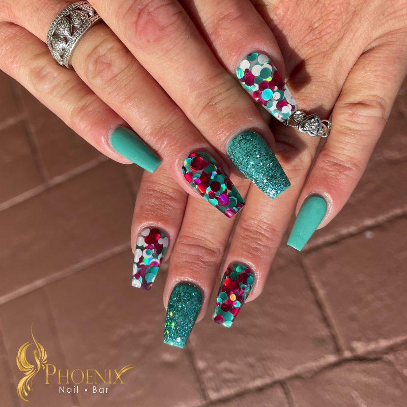 Nail salon FL 32608
