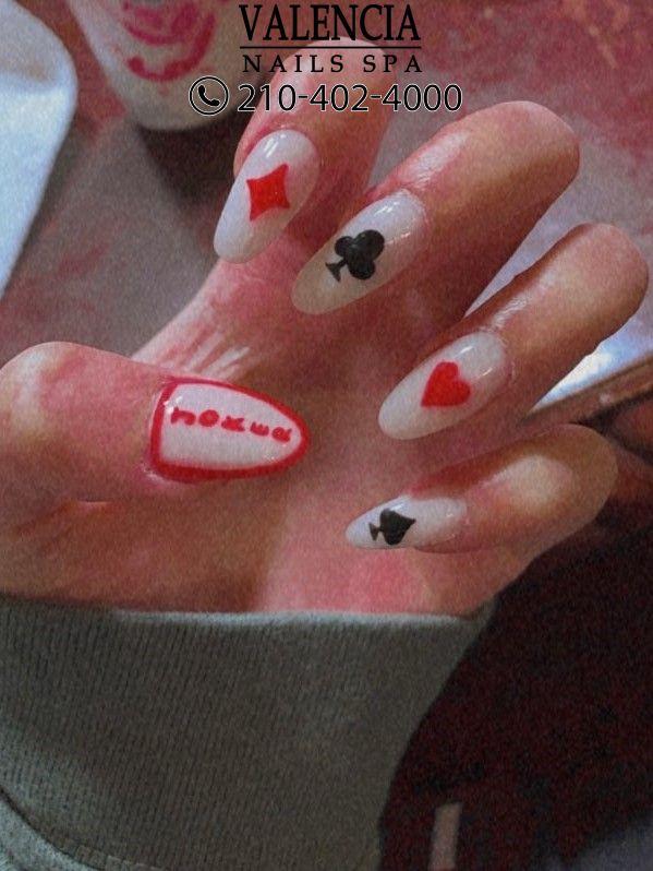 Nail salon TX 78259