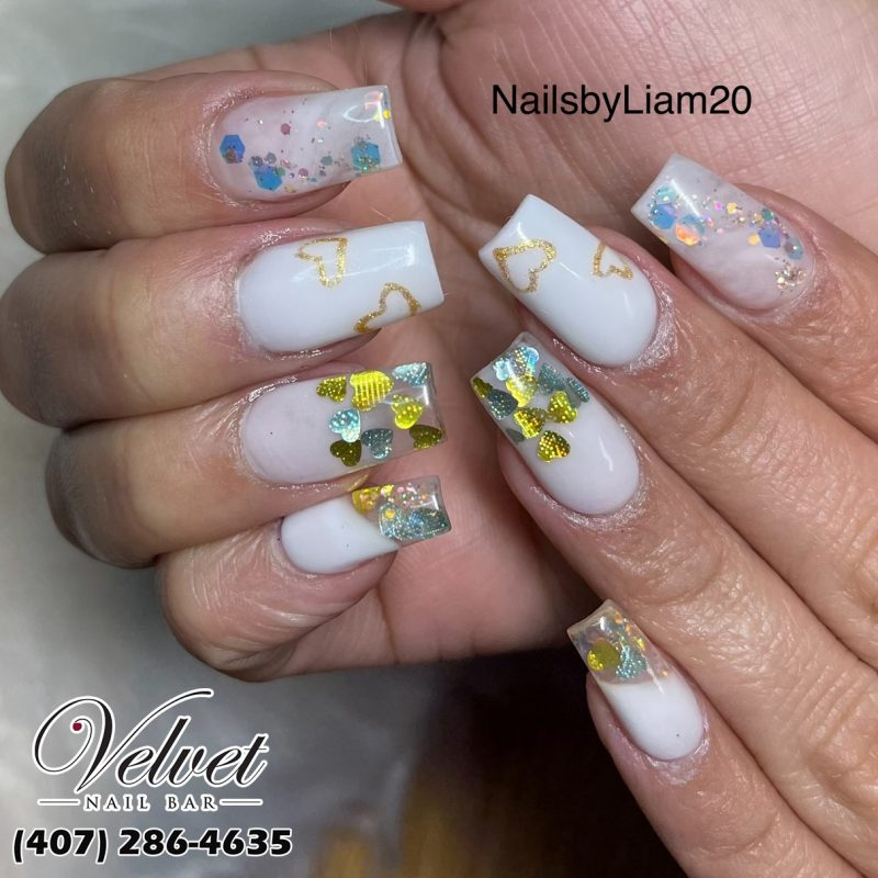 nails near me Orlando 32801