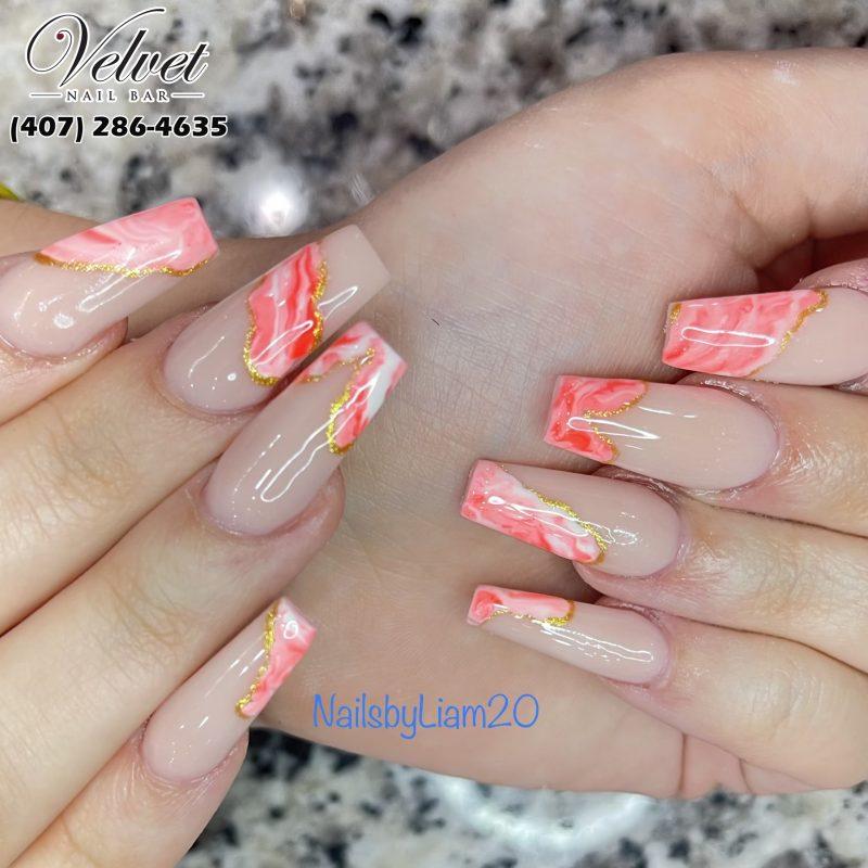 nail salon 32801 Florida
