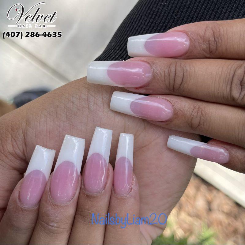 Orlando nail salons FL 32801